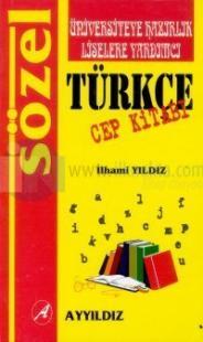 Türkçe Cep Kitabı Üniversiteye Hazırlık Liselere Yardımcı
