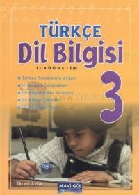 Türkçe Dil Bilgisi İlköğretim 3