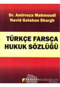Türkçe Farsça Hukuk Sözlüğü