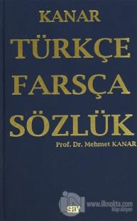 Türkçe - Farsça Sözlük (Ciltli)