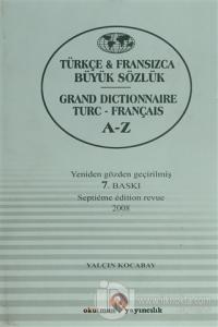 Türkçe & Fransızca Büyük Sözlük (Ciltli)