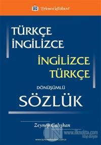 Türkçe - İngilizce / İngilizce - Türkçe Dönüşümlü Sözlük %20 indirimli