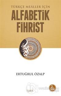 Türkçe Mealler İçin Alfabetik Fihrist
