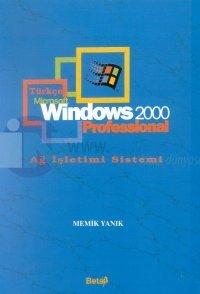 Türkçe Microsoft Windows 2000 Professional Ağ İşletimi Sistemi