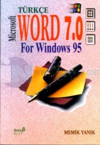 Türkçe Microsoft Word 7.0 For Windows 95