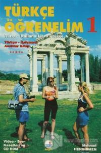 Türkçe Öğrenelim 1 - Turco - İtaliano Libro Chiave