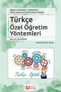 Türkçe Özel Öğretim Yöntemleri