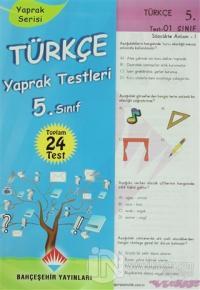 Türkçe Yaprak Testleri 5. Sınıf (24 Test)