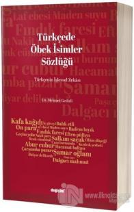 Türkçede Öbek İsimler Sözlüğü