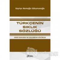 Türkçenin Sıklık Sözlüğü