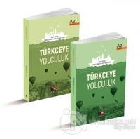 Türkçeye Yolculuk: A2 Ders Kitabı - A2 Çalışma Kitabı (2 Kitap Set)