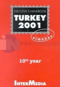 Turkey Almanac 2001 Executive's Handbook