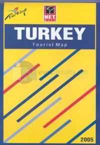 Turkey Tourist Map2005