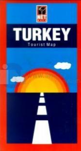 Turkey Tourist Map