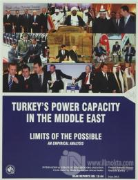 Turkey's Power Capacity In the Middle East