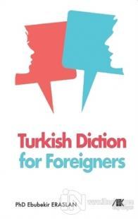 Turkish Diction for Foreigners Ebubekir Eraslan