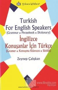 Turkish For English Speakers - İngilizce Konuşanlar İçin Türkçe