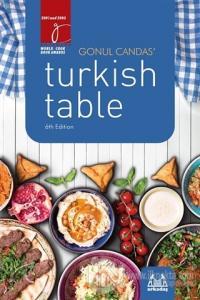 Turkish Table (6th edition) %15 indirimli Gönül Candaş