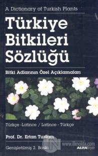 Türkiye Bitkiler Sözlüğü Türkçe-Latince / Latince-Türkçe