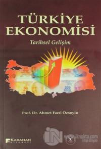 Türkiye Ekonomisi Ahmet Fazıl Özsoylu