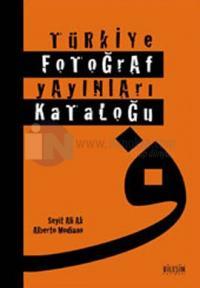 Türkiye Fotoğraf Yayınları Kataloğu