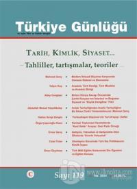 Türkiye Günlüğü Dergisi Sayı: 119