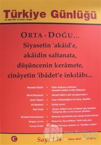 Türkiye Günlüğü Sayı: 134 Bahar 2018