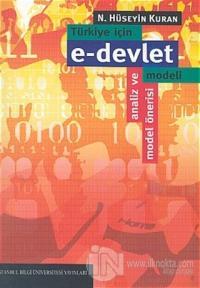 Türkiye İçin e-devlet Modeli Analiz ve Model Önerisi %15 indirimli N.