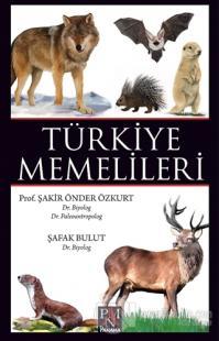 Türkiye Memelileri (Ciltli)