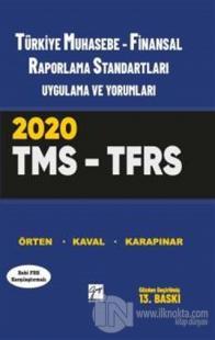 Türkiye Muhasebe - Finansal Raporlama Standartları Uygulama ve Yorumları TMS - TFRS 2020 (Ciltli)