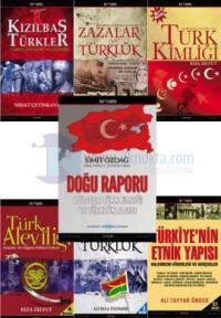 Türkiye'nin Etnik Gerçeği Seti (7 Kitap Takım)