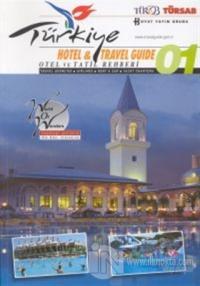 Türkiye Otel ve Tatil Rehberi 01 Hotel & Travel Guide CD-ROM+Internet+Katalog