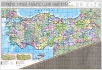 Türkiye Siyasi Karayolları %10 indirimli Kolektif