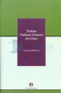 Türkiye Türkçesi Grameri