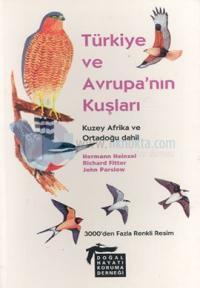 Türkiye ve Avrupa'nın Kuşları