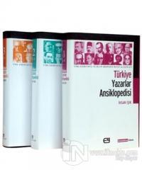 Türkiye Yazarlar Ansiklopedisi Kutulu (3 Kitap Takım) (Ciltli)