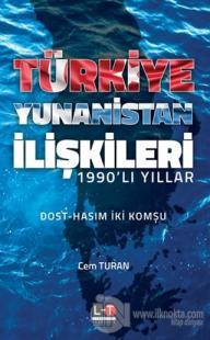 Türkiye Yunanistan İlişkileri Cem Turan