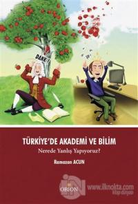 Türkiye'de Akademi ve Bilim Ramazan Acun