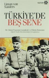 Türkiye'de Beş Sene %20 indirimli Liman Von Sanders