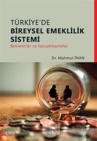 Türkiye'de Bireysel Emeklilik Sistemi Mahmut İnan