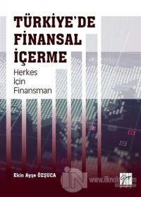 Türkiye'de Finansal İçerme Herkes İçin Finansman