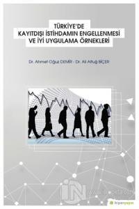 Türkiye'de Kayıtdışı İstihdamın Engellenmesi ve İyi   Uygulama Örnekleri