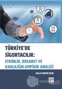 Türkiye'de Sigortacılık: Etkinlik, Rekabet ve Karlılığın Ampirik Analizi