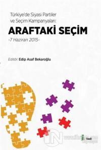 Türkiye'de Siyasi Partiler ve Seçim Kampanyaları : Araftaki Seçim
