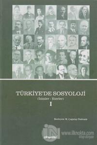 Türkiye'de Sosyoloji Ciltsiz (2 Cilt Takım)