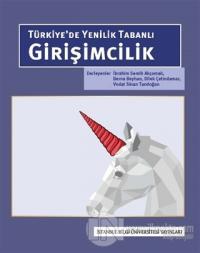 Türkiye'de Yenilik Tabanlı Girişimcilik İbrahim Semih Akçomak