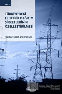 Türkiye'deki Elektrik Dağıtım Şirketlerinin Özelleştirilmesi