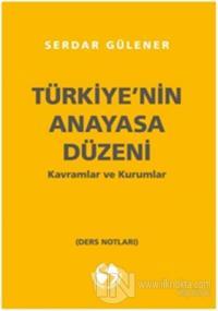 Türkiye'nin Anayasa Düzeni