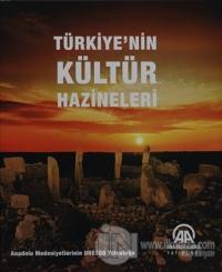Türkiye'nin Kültür Hazineleri %20 indirimli Kolektif