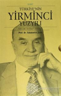 Türkiye'nin Yirminci Yüzyılı 3 Cilt Takım